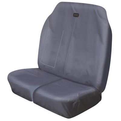 Heavy Duty Double Stretch Multi Front - Grey - Van Seat Covers