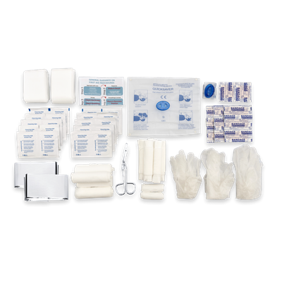 P1 Autocare First Aid Kit Large